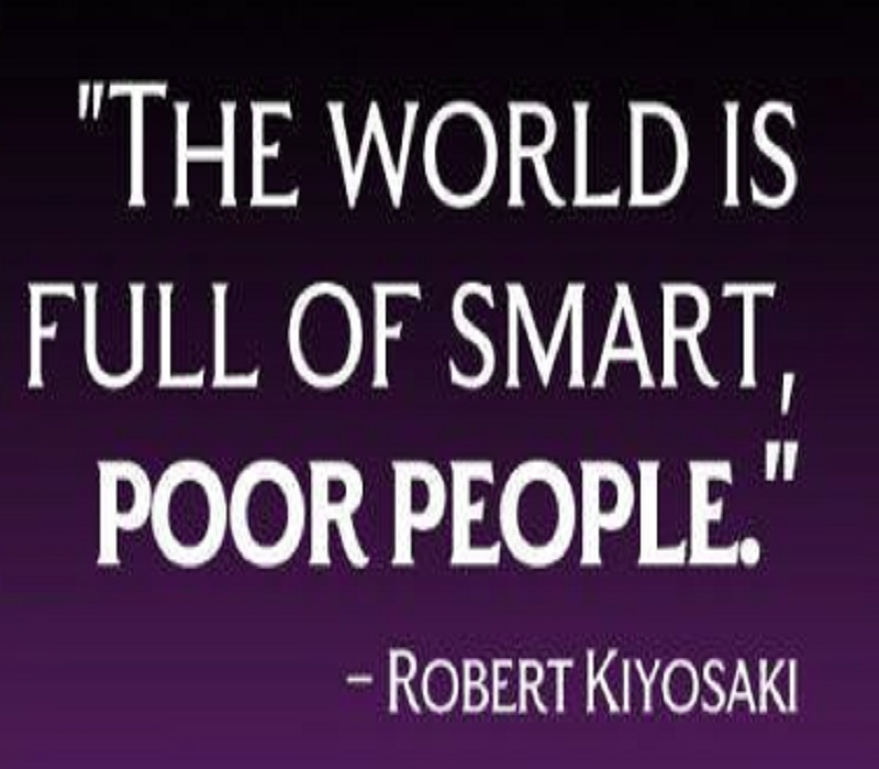 Motivational Quotes by Robert Kiyosaki